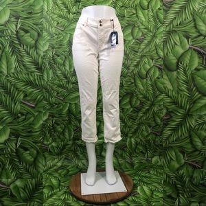 AEO Denim Size 14 Artist Crop Jeans